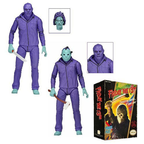 Friday the 13th Jason Voorhees (Video Game) 7-Inch Scale Action Figure
