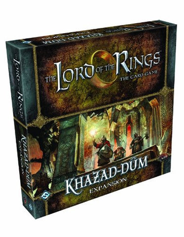 LAST COPY Lord of the Rings LCG: Khazad-Dum Expansion