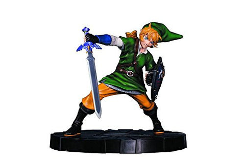 The Legend of Zelda Skyward Sword: Link Figure