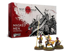 Test of Honour - Masked Men