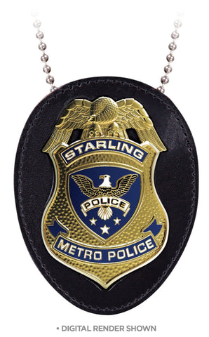 DC Collectibles Arrow: Starling City Police Badge Toy