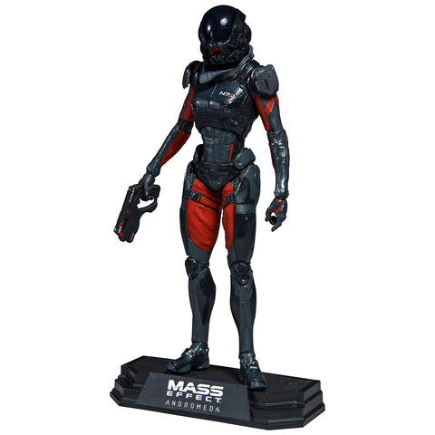 Mass Effect Andromeda: Sara Ryder Collectible Action Figure