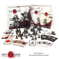Test of Honour: The Samurai Miniatures Game Core Game