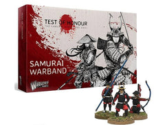 Test of Honour - Samurai Warband