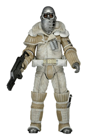 NECA Aliens Scale Series 8 Weyland Yutani Commando Action Figure, 7