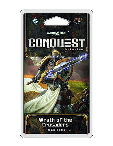 Warhammer 40000 Conquest LCG Wrath of The Crusaders Expansion