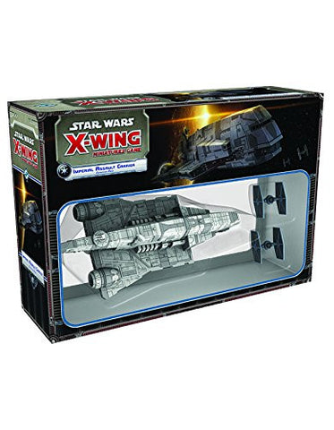 X-Wing: Imperial Assault Carrier Expansion Pack Game