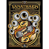 Dungeons and Dragons RPG: Xanathar's Guide to Everything Limited Edition (Pre-Order)