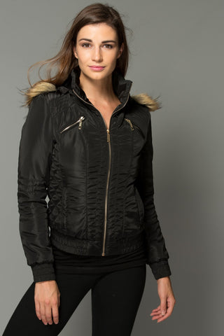 On Ice Hooded Jacket
