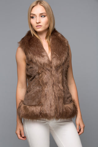 Fur Your Wild Side Vest