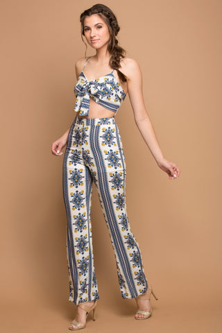 Two Faced Jumpsuit