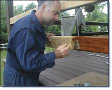 A great article from JLC on Restoring Wood Deck Surfaces.