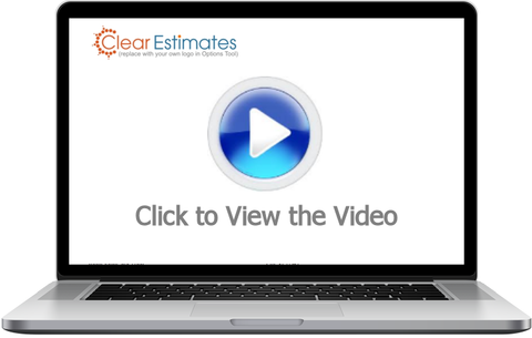 Click to View Estimating Remodeling Video