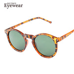 Retro  Round Multi-Color Sunglasses