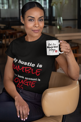 Bad Ass Black Girl Magic Mug
