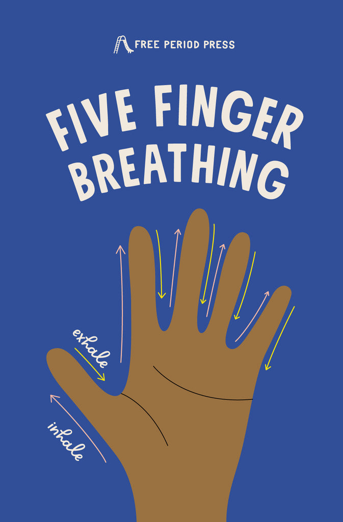 Five Finger Breathing - Mindfulness Meditation for Anxiety
