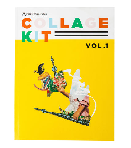 Collage Kit Magazine for Walls - Free Period Press