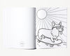 Distractables: A Super Cute Very Nice Coloring Book