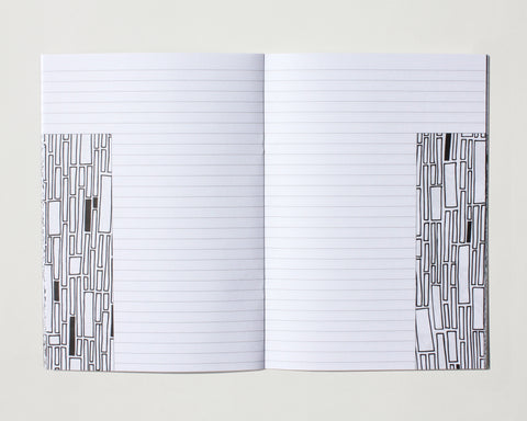 Noodle Notes: A Notebook for Doodlers