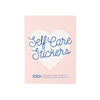 Self Care Sticker Book