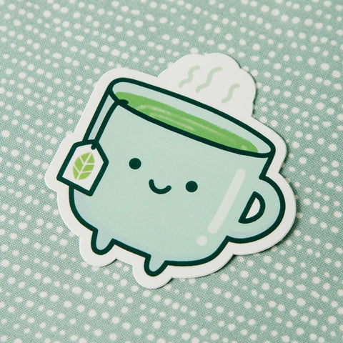 Tea Vinyl Decal Sticker
