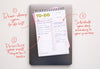 Schedule Magic: A notebook for the to-do list obsessed