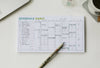 Weekly Schedule Magic To-Do List Notepad