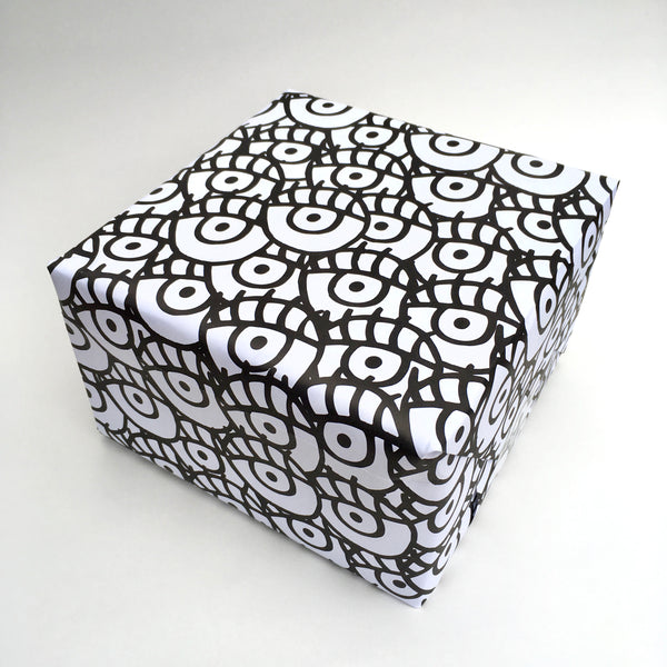 Eyeball Gift Wrap
