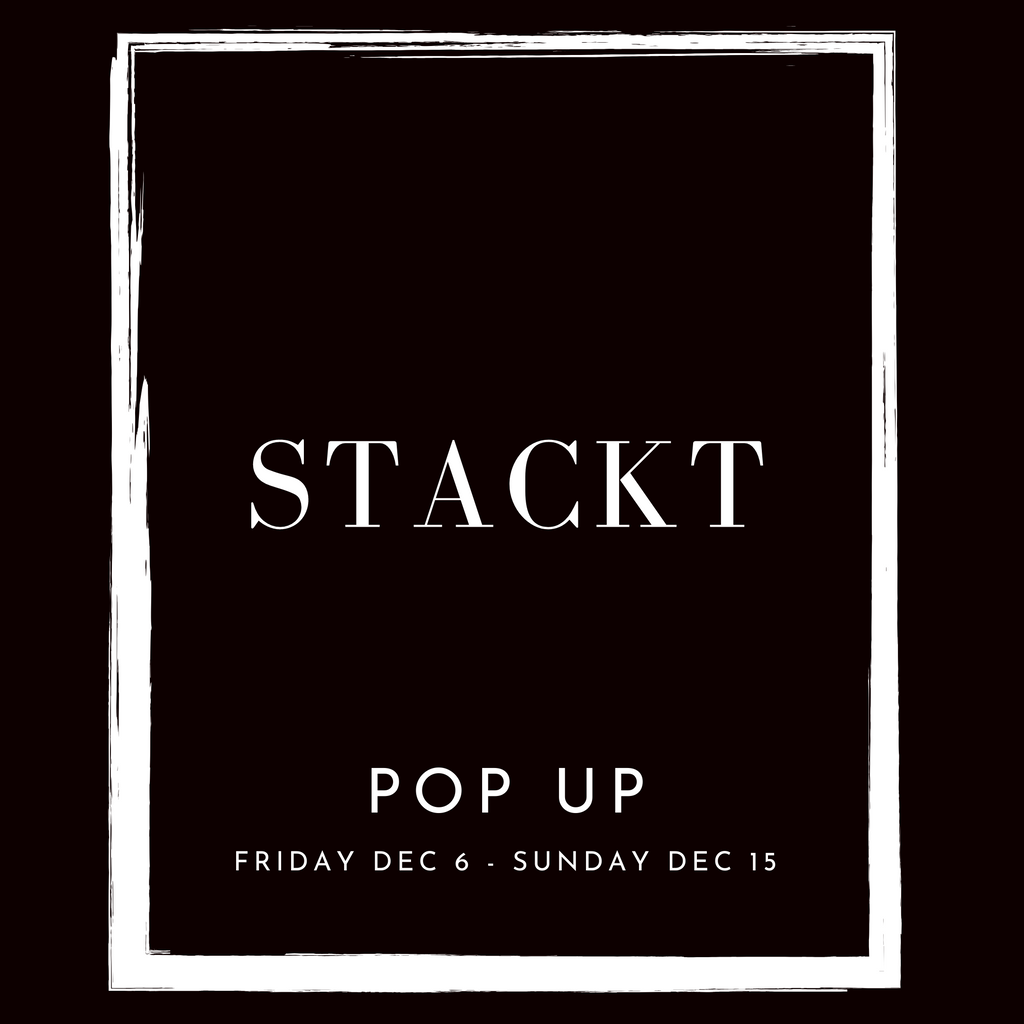 STACKT Pop Up