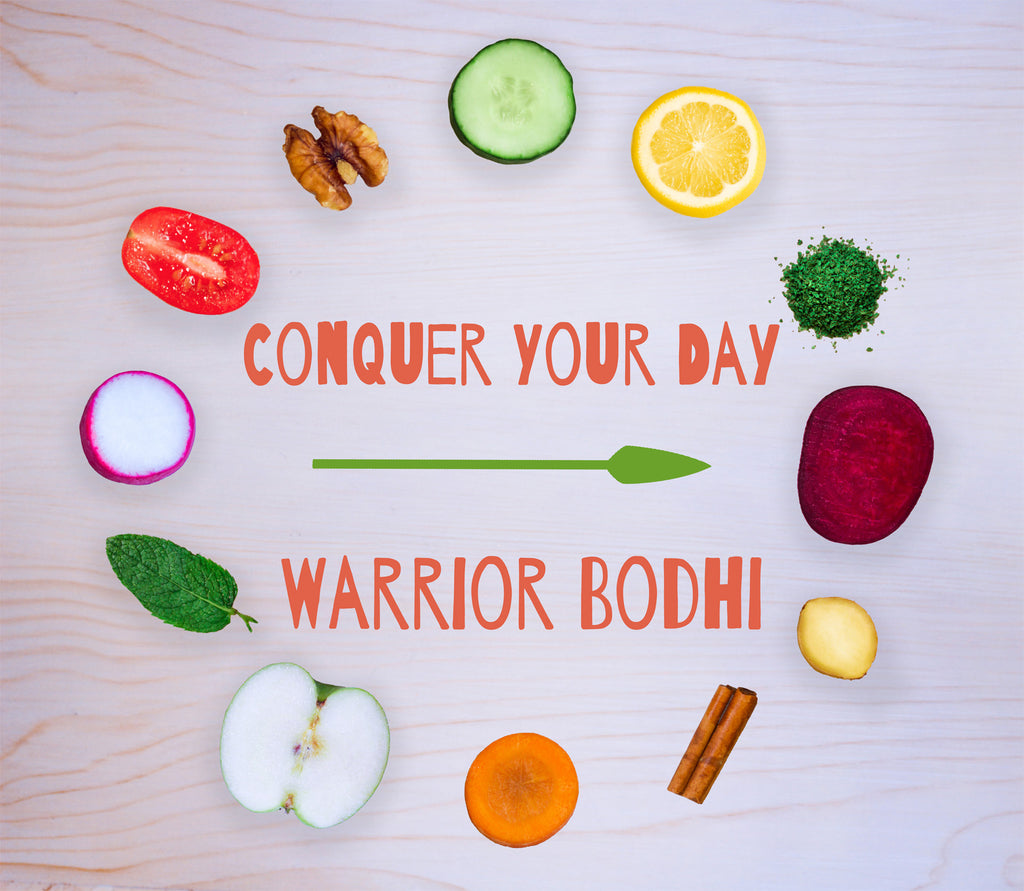 Embrace Your Warrior Bodhi