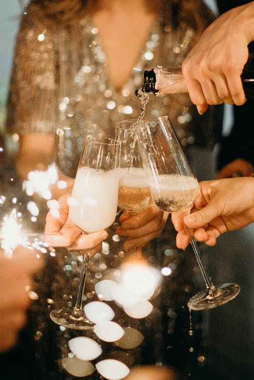 Holiday Party Tips for Staying on Track