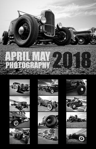 2018 Hot Rod Calendar (Out of Date)