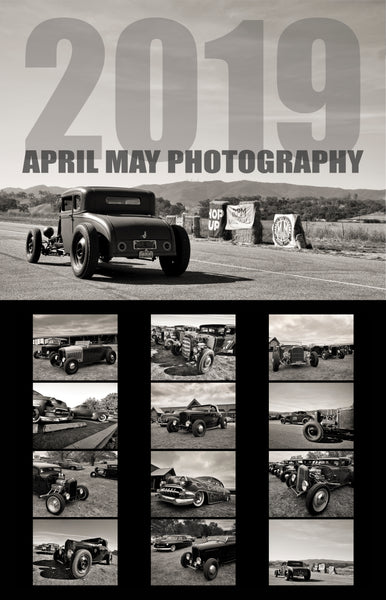 2019 Hot Rod Calendar (Out of Date)