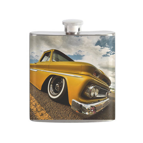 Chevy Truck Flask