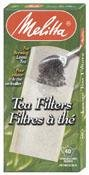 Melitta 61001 LooseTea Filters 40 Count