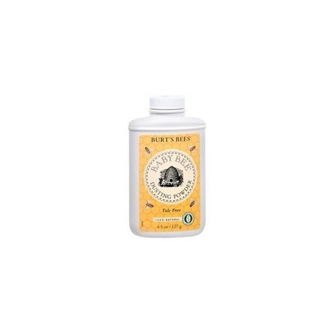 Burts Bees Baby Bee Dusting Powder 4.5 oz. (Quantity of 5)