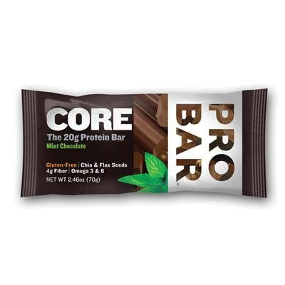 Pro Bar - Base Protein Bars Box Mint Chocolate