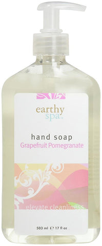 Earthy Grapefruit Pomegranate Hand Soap, 17 Fluid Ounce