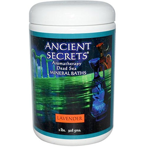Ancient Secrets - Bath Salts From the Dead Sea Lavender