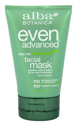 Alba Botanica Face Mask Deep Sea