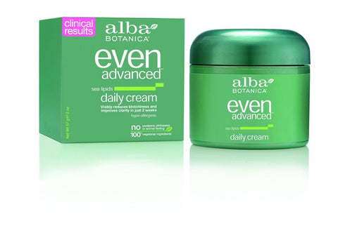 Alba Botanica Even Advanced Sea Lipids Cream