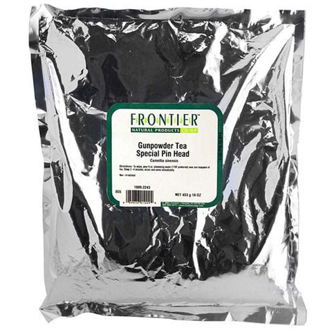 Gunpowder Tea (Special Pin Head)-1 Pound