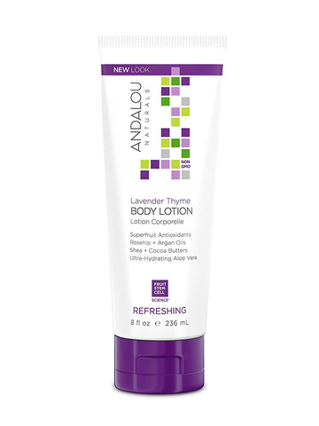 Andalou Naturals Body Lotion, 8 Fluid Ounce