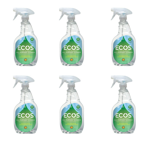 Earth Friendly ECOS All Purpose Cleaner Parsley Plus 22 fl oz (6-Pack)