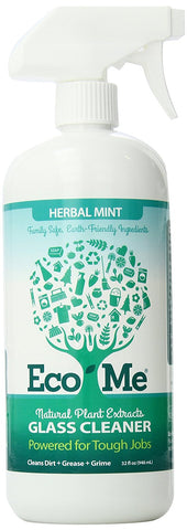 Eco-Me Glass Cleaner Herbal Mint