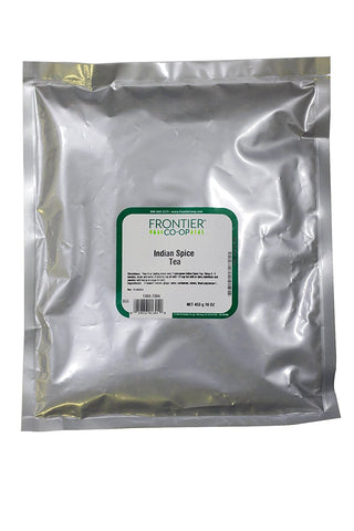Frontier Bulk Indian Spice Herbal Tea Blend (Herbal Chai), 1 Lb. Package