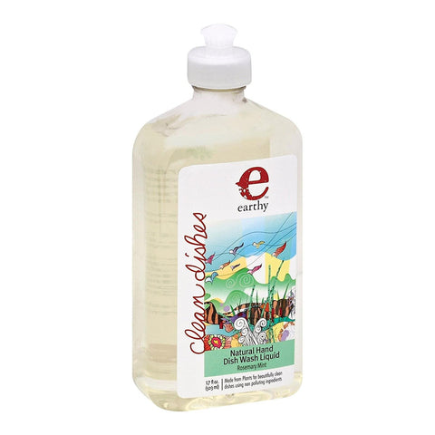 Earthy - Natural Hand Dish Wash Liquid Soap Orange Blossom
