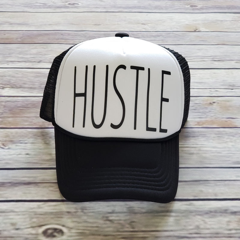 MESH BACK HAT | Hustle