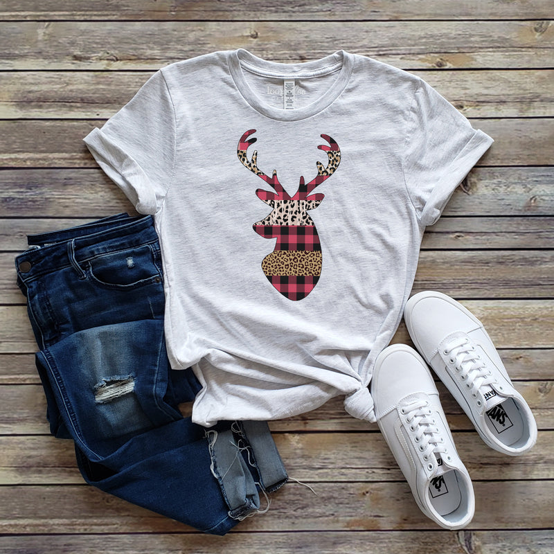 PLAID STAG