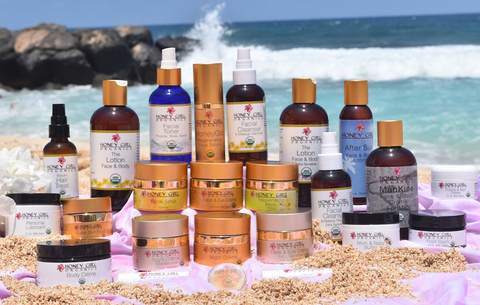 Honey Girl Organics Organic Skin Care
